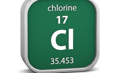 Chlorine gas analyser