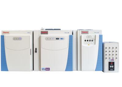 GCMS - valve oven - 4 detectors