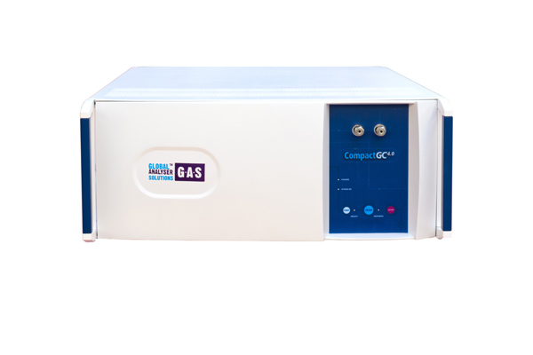 Programmable oven for CompactGC